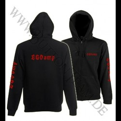 EGOamp - Kapuzen Sweat Jacke