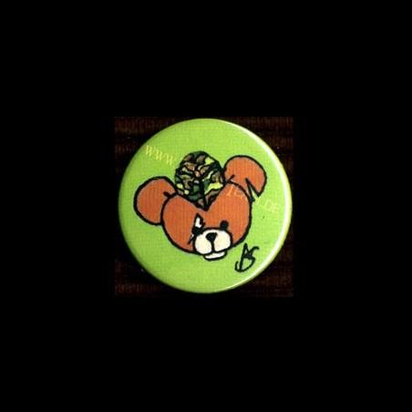 AKS Button Army-Bär