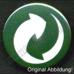 Button: Grüne Punkt