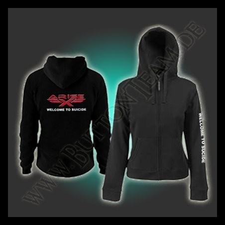 Arise-X Sweat Jacket Lady