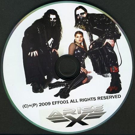Arise-X, CD X-Nation