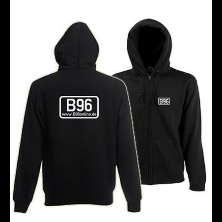 B96  Kapuzen-Jacke