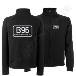 B96  Sweat-Jacke