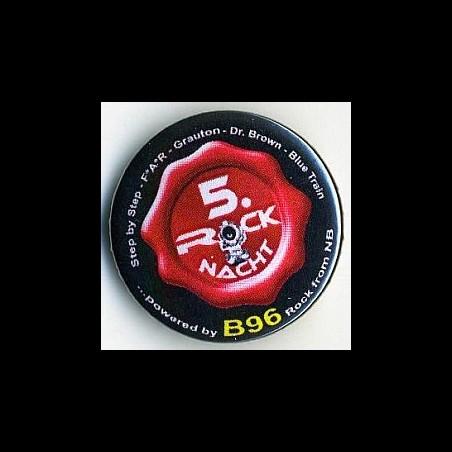 B96 Button 5. Rocknacht