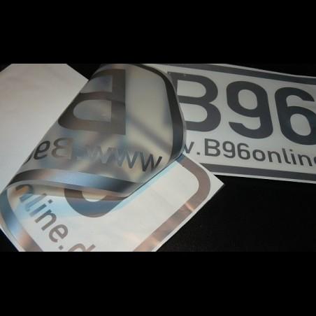 B96 Auto-Aufkleber