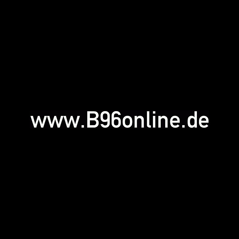 B96online Auto-Aufkleber