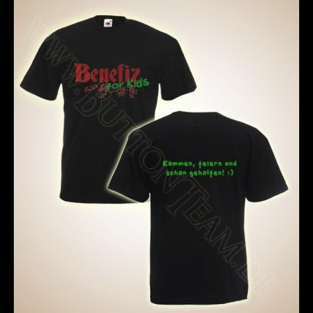 T-Shirt BFK-Logo im Farbdruck