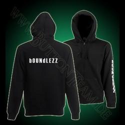 bOUNdLEZZ  Zip Hooded Sweat