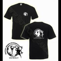 T-Shirt Gothic gegen...
