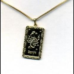 Halskette Skorpion