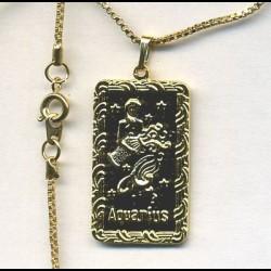 Halskette Wassermann