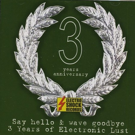 CD Say Hello & Wave Goodbye