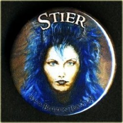 Button Stier Zodiak