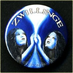 Button Zwillinge Zodiak