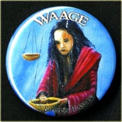 Button Waage Zodiak