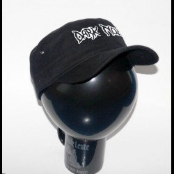 "Cap Dark Noir ""Military"""