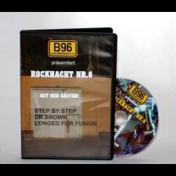 B96 Rocknacht Nr. 6 DVD