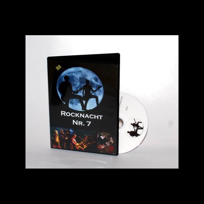 B96 Rocknacht Nr. 7 DVD
