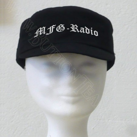 "Basecap ""Che"" MFG-Radio"
