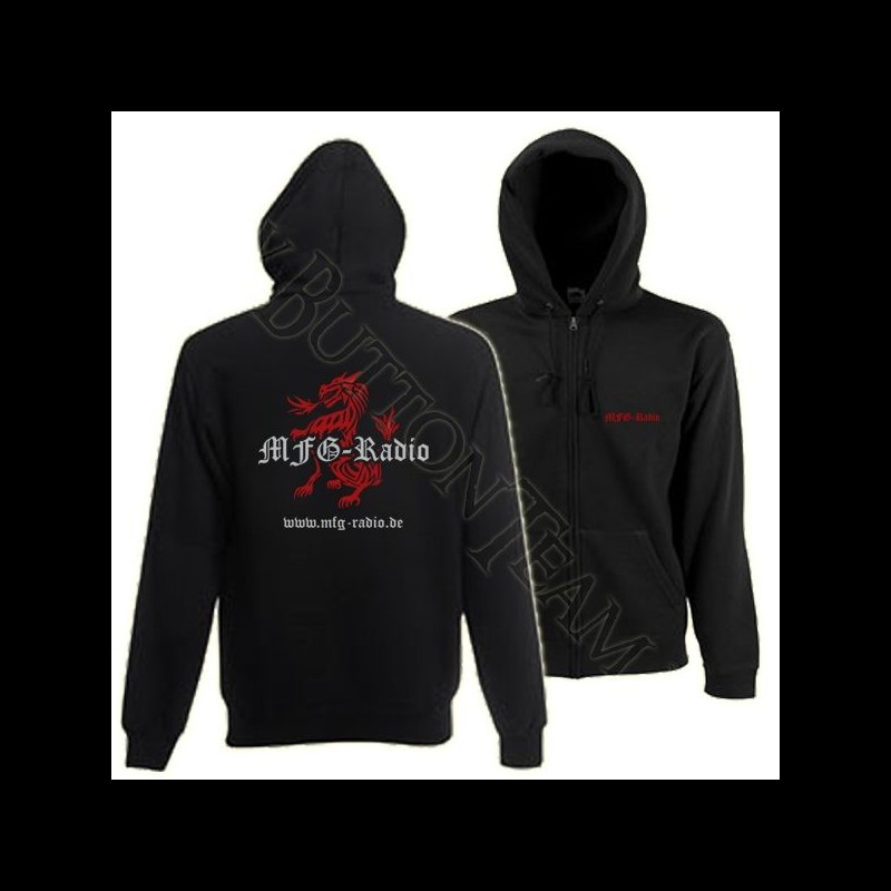 MFG-Radio Hooded Jacke