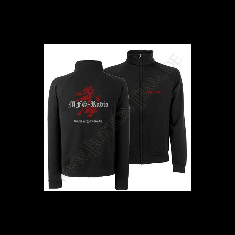 Sweat-Jacke MFG-Radio