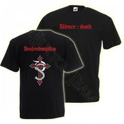 Silence : death   T-Shirt