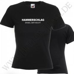 """Lady-Shirt Hammerschlag """"Engel der Nacht"""""""
