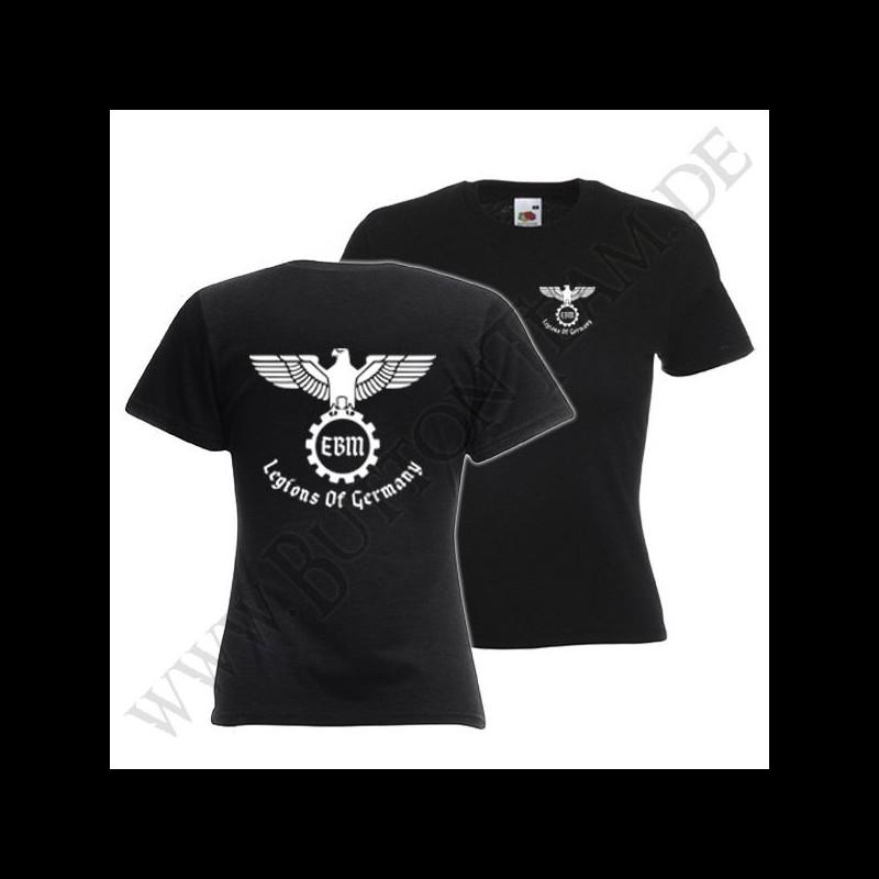 Lady-Shirt Legions of Germany