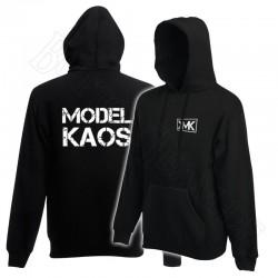 "Kapuzen-Pulli ""Model Kaos"""