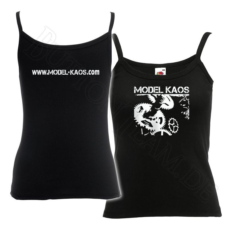 Lady-Top Strap Model Kaos