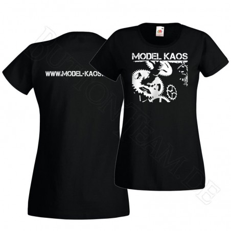 MODEL KAOS - Lady-Shirt Old Style