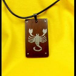 Sternzeichen Anhänger Skorpion