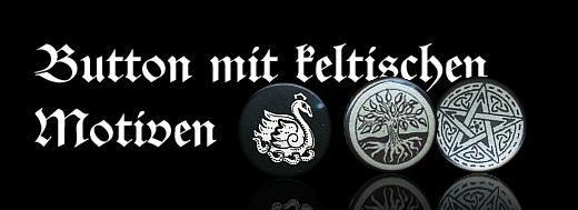 Button mit Keltischen Motiven