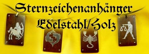 Edelstahl/Holz