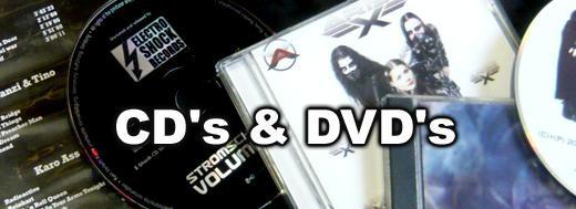 CD's und DVD's
