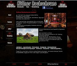 Köllner Rockscheune WEB by ButtonTeam