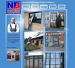 NB-Fensterreinigung WEB by ButtonTeam