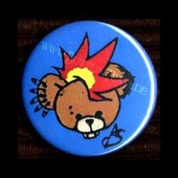 AKS Button Punky Bär II