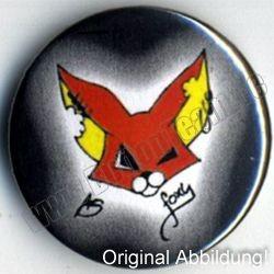 AKS Button Foxy