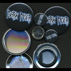 Button Dark Noir