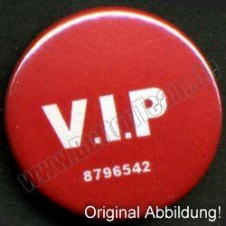 Button: V.I.P