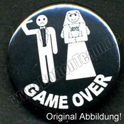 Button: Game Over