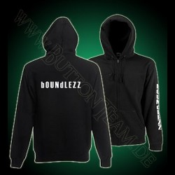 bOUNdLEZZ  Zip Hooded Sweat