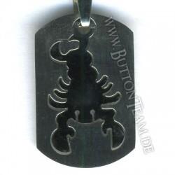 Anhänger Skorpion