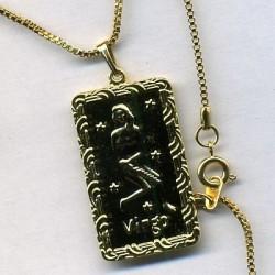Halskette Jungfrau