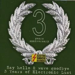 CD Say Hello & Wave Goodbye