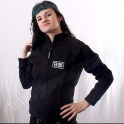 B96 - Lady Sweatjacke