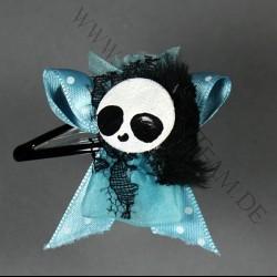 """""""Blue Girl of Death"""" hair..."""