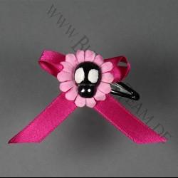 Haarspange Pinker Death -...