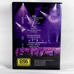 B96 Rocknacht Nr. 8 DVD